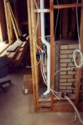 Vacuum plumbing